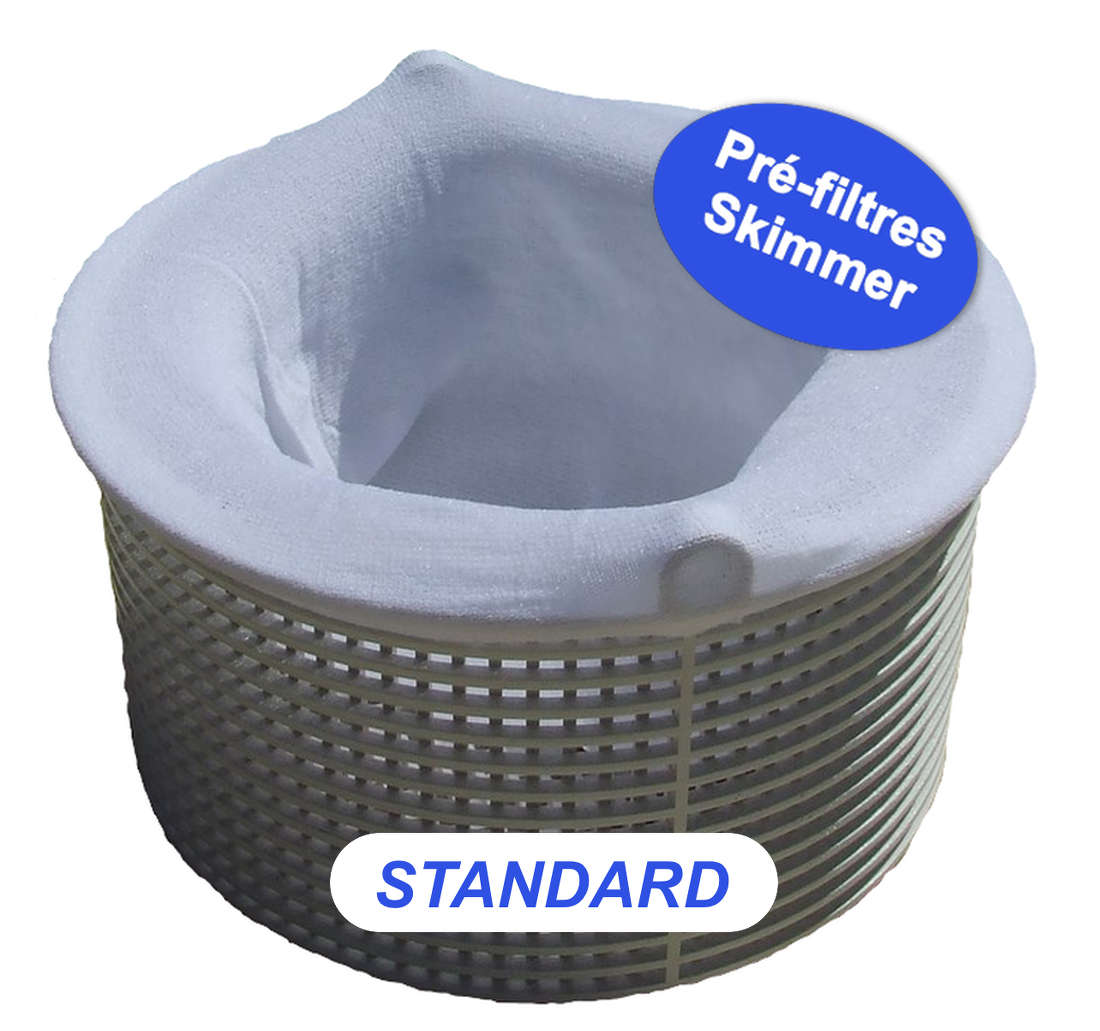 Pré-filtre de skimmer